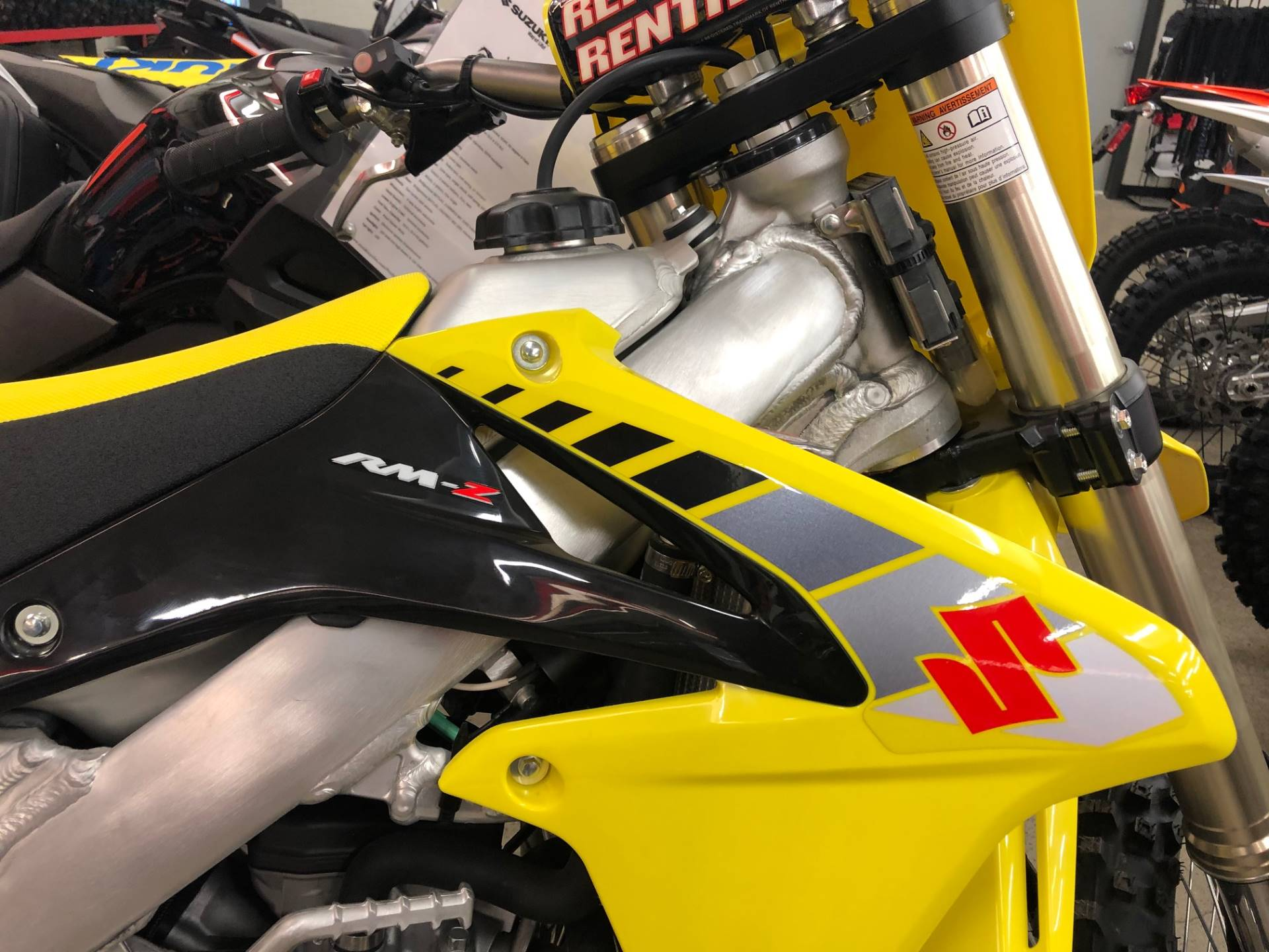 2017 Suzuki RMZ 450 in Pocatello, Idaho - Photo 5