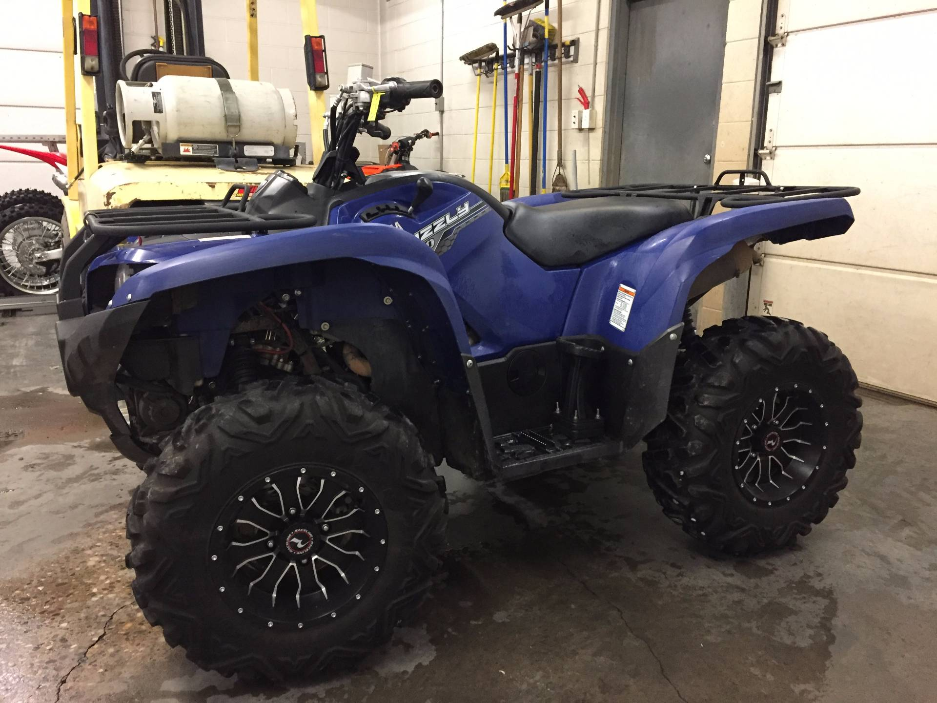 2014 700 GRIZZLY