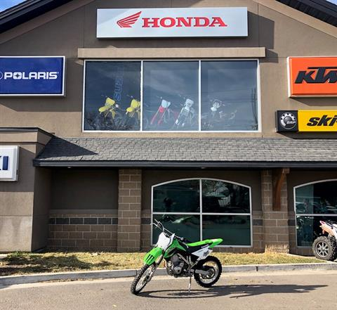 2017 Kawasaki KLX140 in Pocatello, Idaho