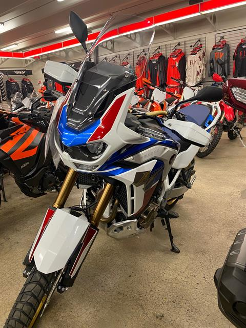2020 Honda 2020 Honda Africa Twin Adventure Sport ES DCT in Pocatello, Idaho - Photo 2