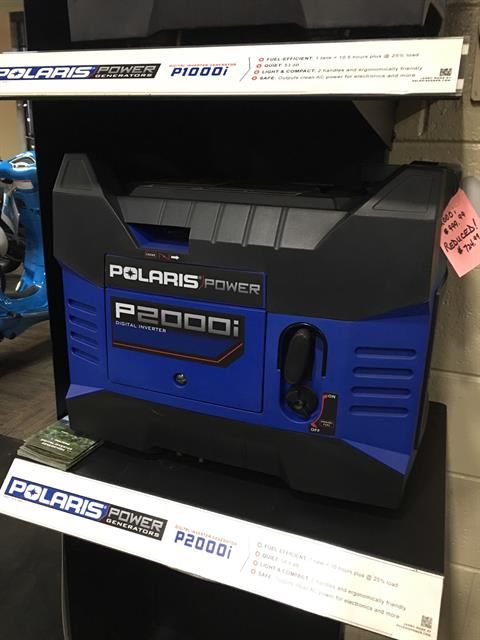 Polaris P2000i in Woodstock, Illinois - Photo 1