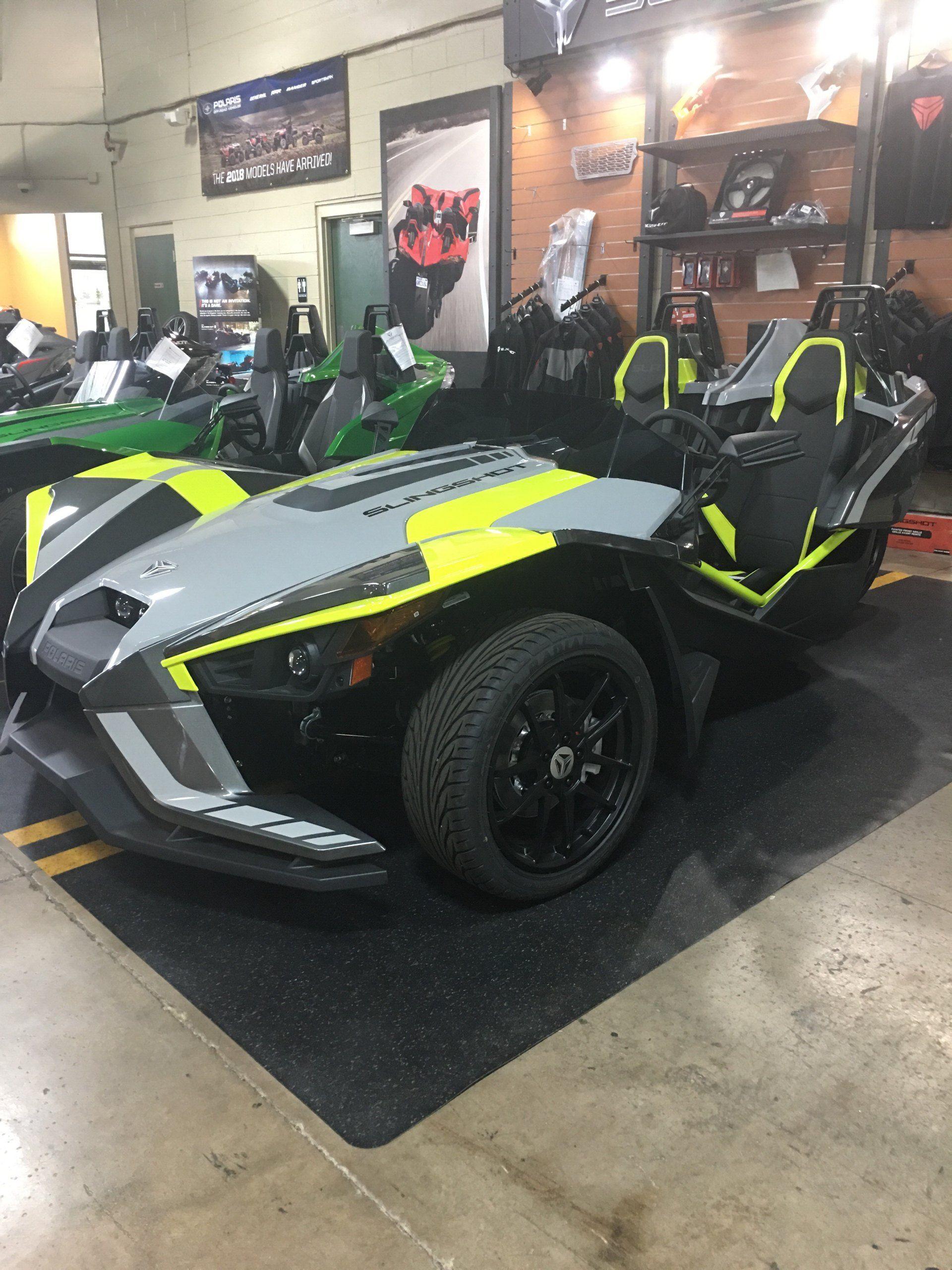 2018  Slingshot SLR LE 1