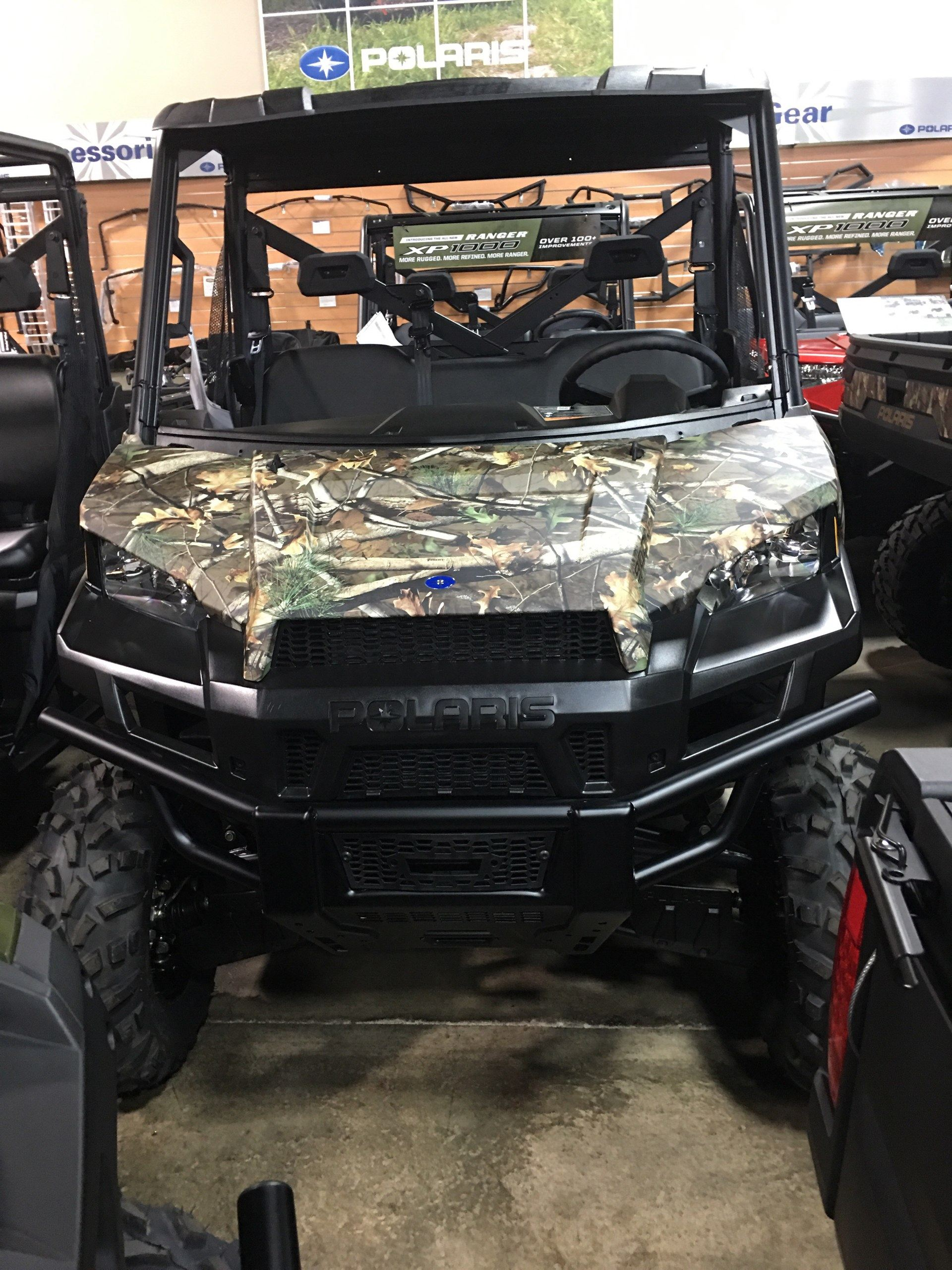 2019 Polaris Ranger XP 900 in Woodstock, Illinois - Photo 1
