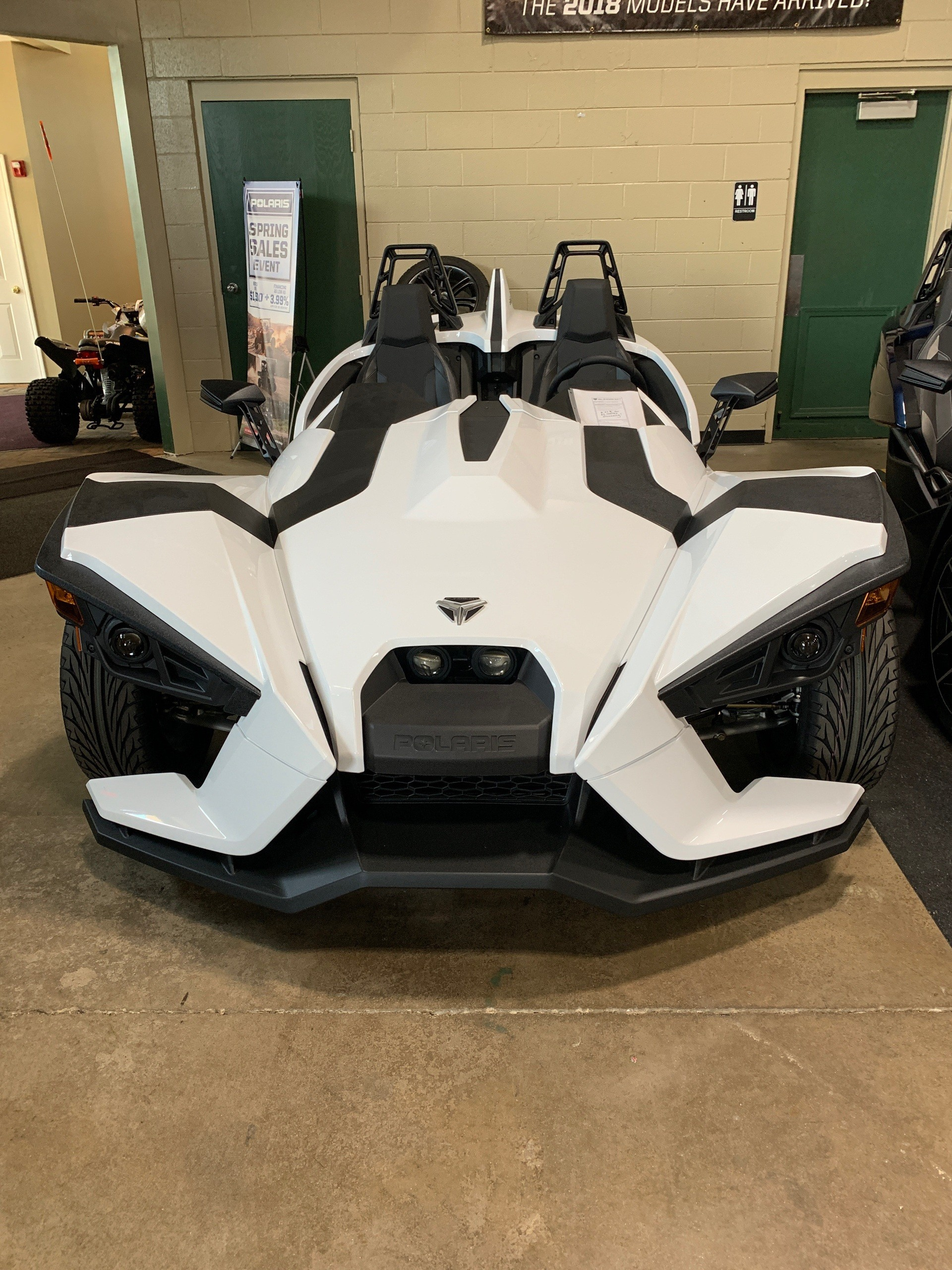2019 Slingshot Slingshot S in Woodstock, Illinois - Photo 1