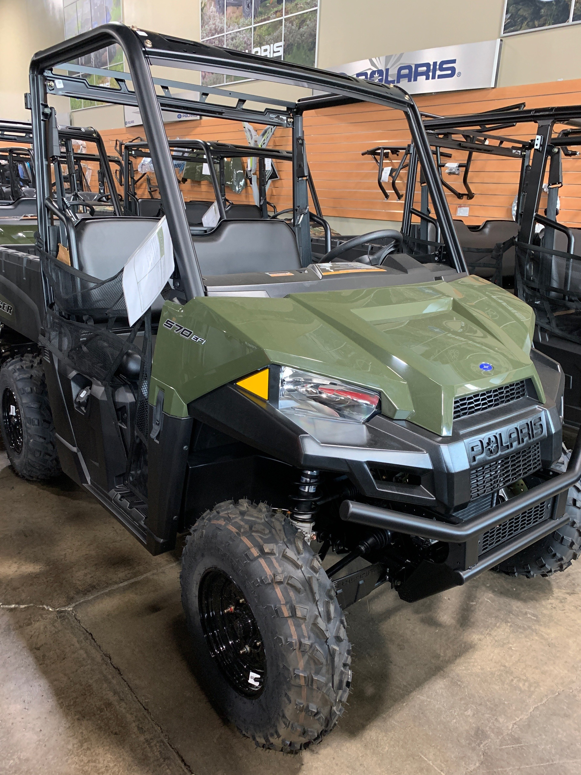 2020 Polaris Ranger 570 in Woodstock, Illinois - Photo 1
