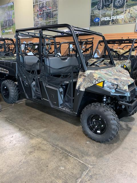 2019 Polaris Ranger Crew 570-4 in Woodstock, Illinois - Photo 1