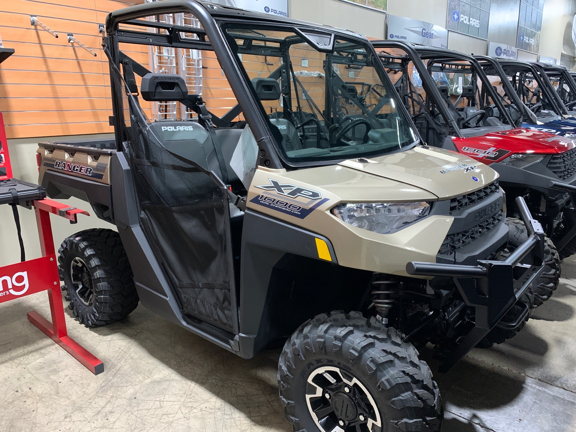 2020 Polaris Ranger XP 1000 Premium in Woodstock, Illinois - Photo 1