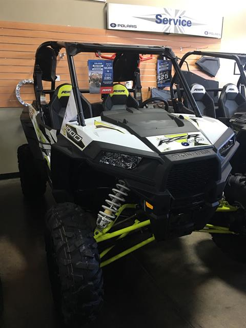 2018 Polaris RZR XP 1000 EPS in Woodstock, Illinois
