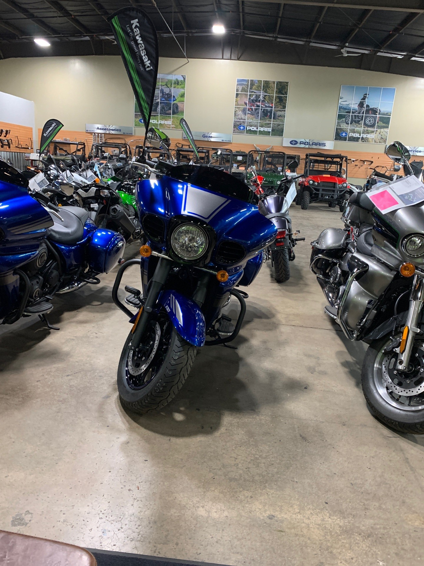 2020 Kawasaki Vulcan 1700 Vaquero ABS in Woodstock, Illinois - Photo 2