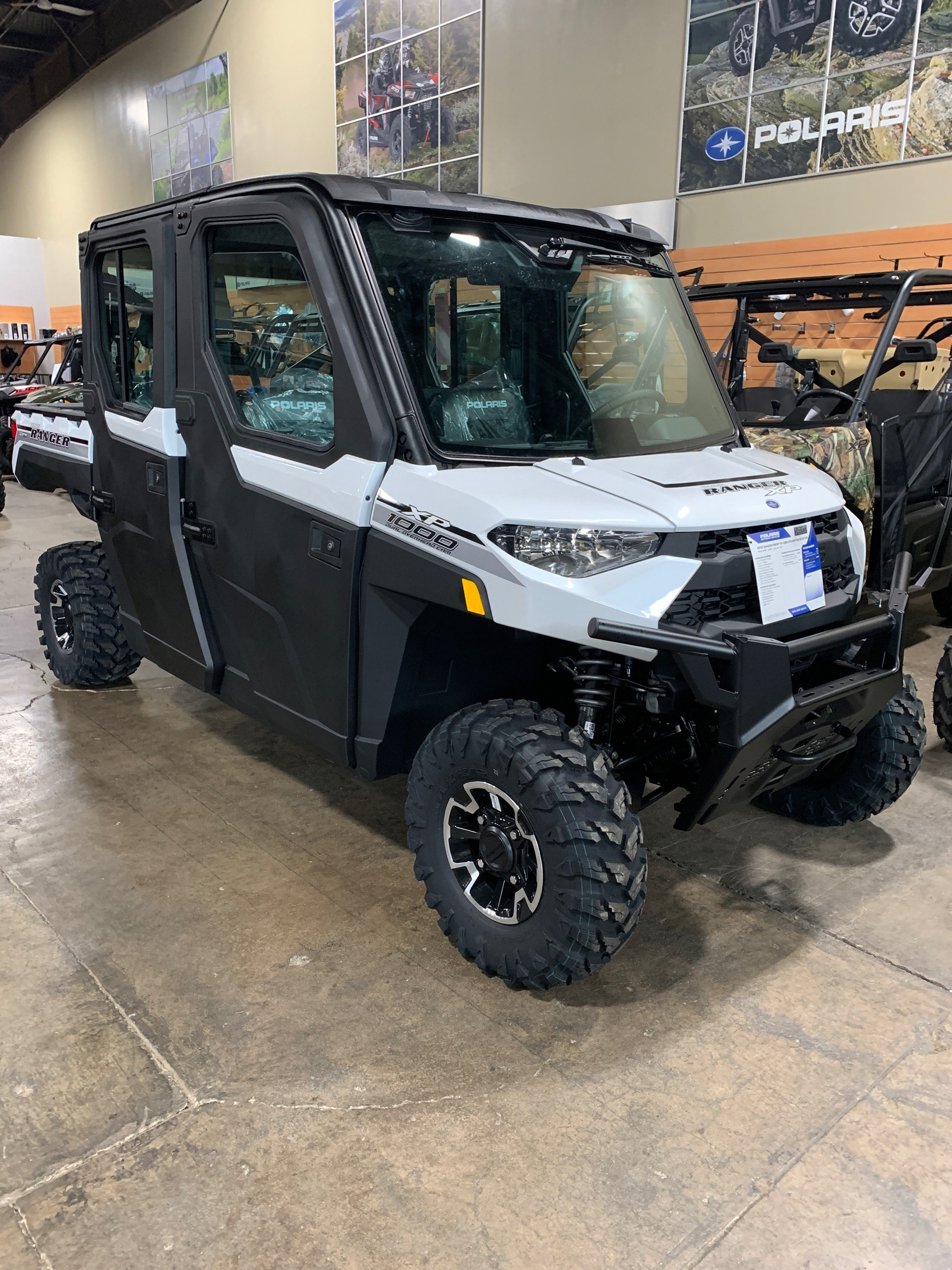 2019 Polaris Ranger Crew XP 1000 EPS NorthStar Edition in Woodstock, Illinois - Photo 1