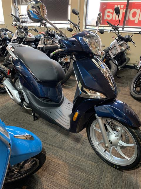 2019 Piaggio Liberty 150 in Woodstock, Illinois - Photo 1