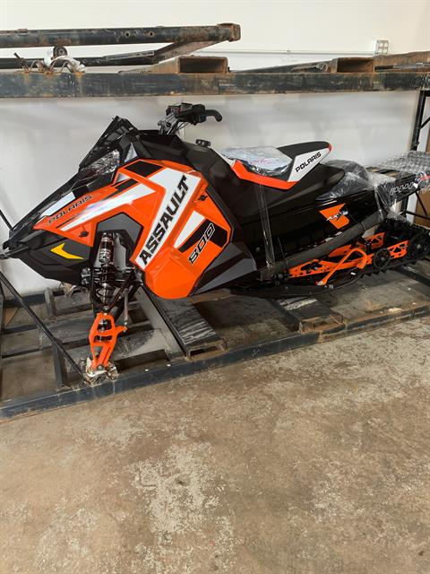 2019 Polaris 800 Switchback Assault 144 SnowCheck Select in Woodstock, Illinois
