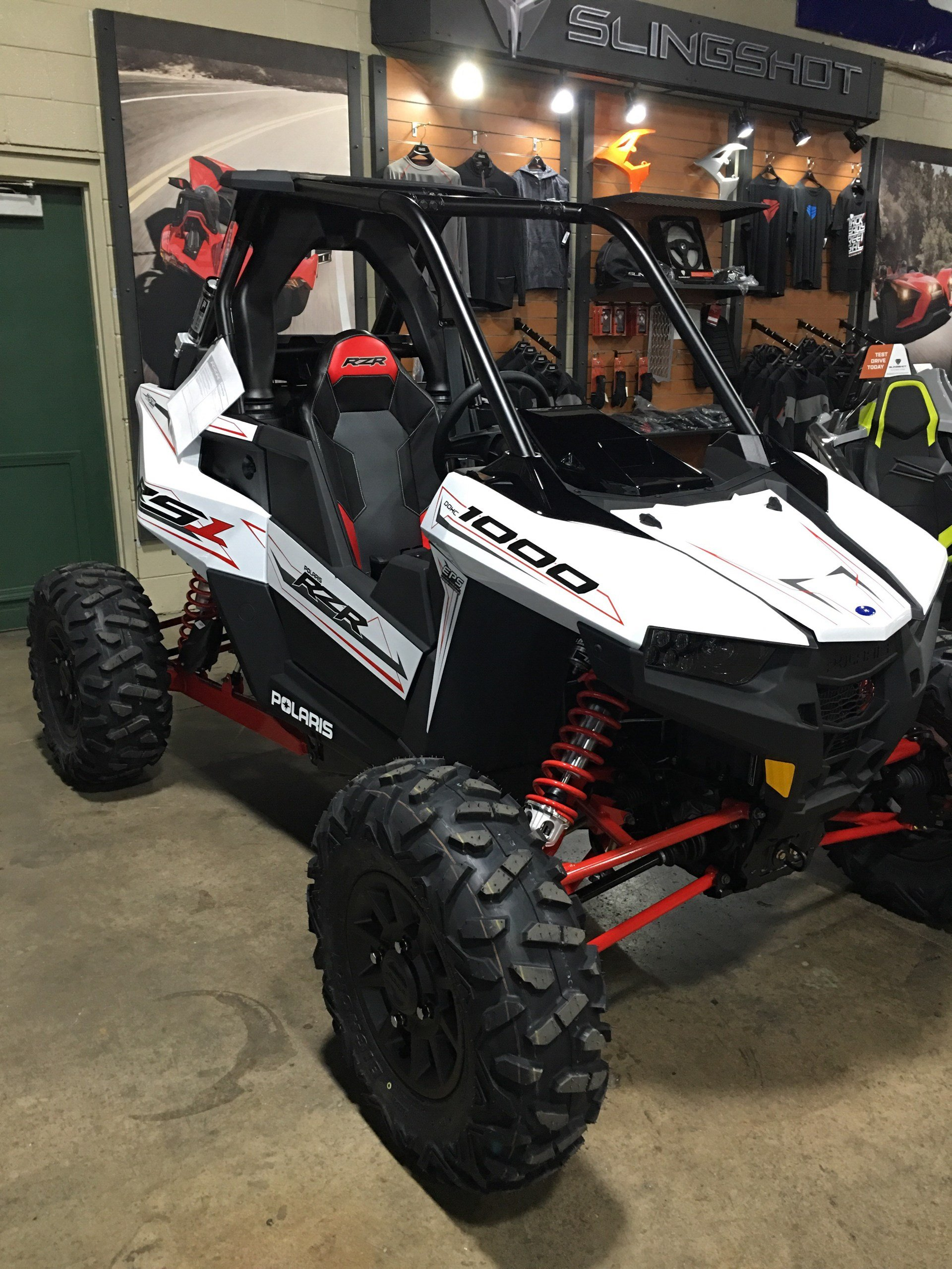 2019 Polaris RZR RS1 in Woodstock, Illinois - Photo 1