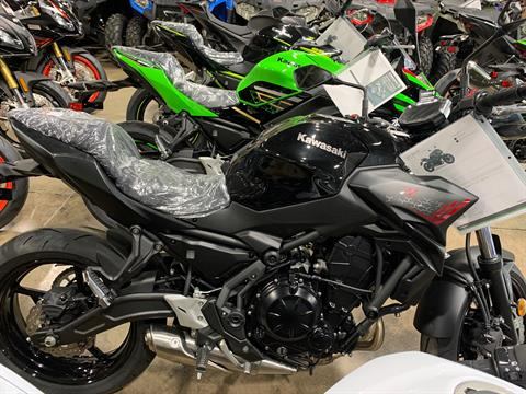 2020 Kawasaki Z650 ABS in Woodstock, Illinois - Photo 1