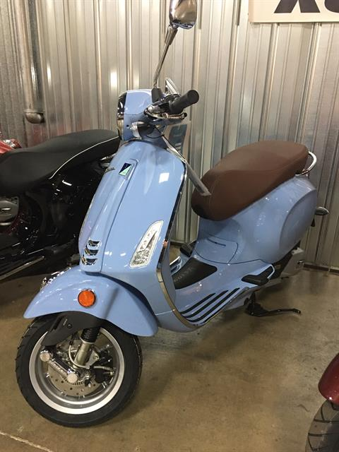 2019 Vespa PRIMAVERA 150 ABS in Woodstock, Illinois