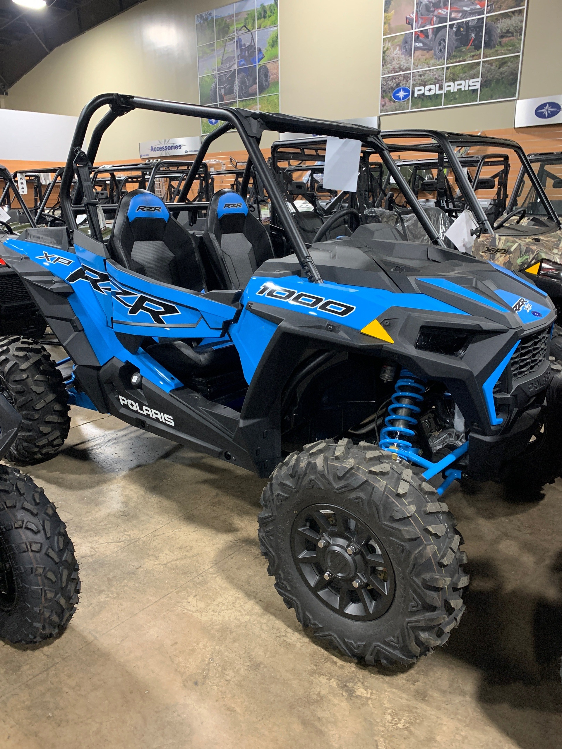 2020 Polaris RZR XP 1000 in Woodstock, Illinois - Photo 1