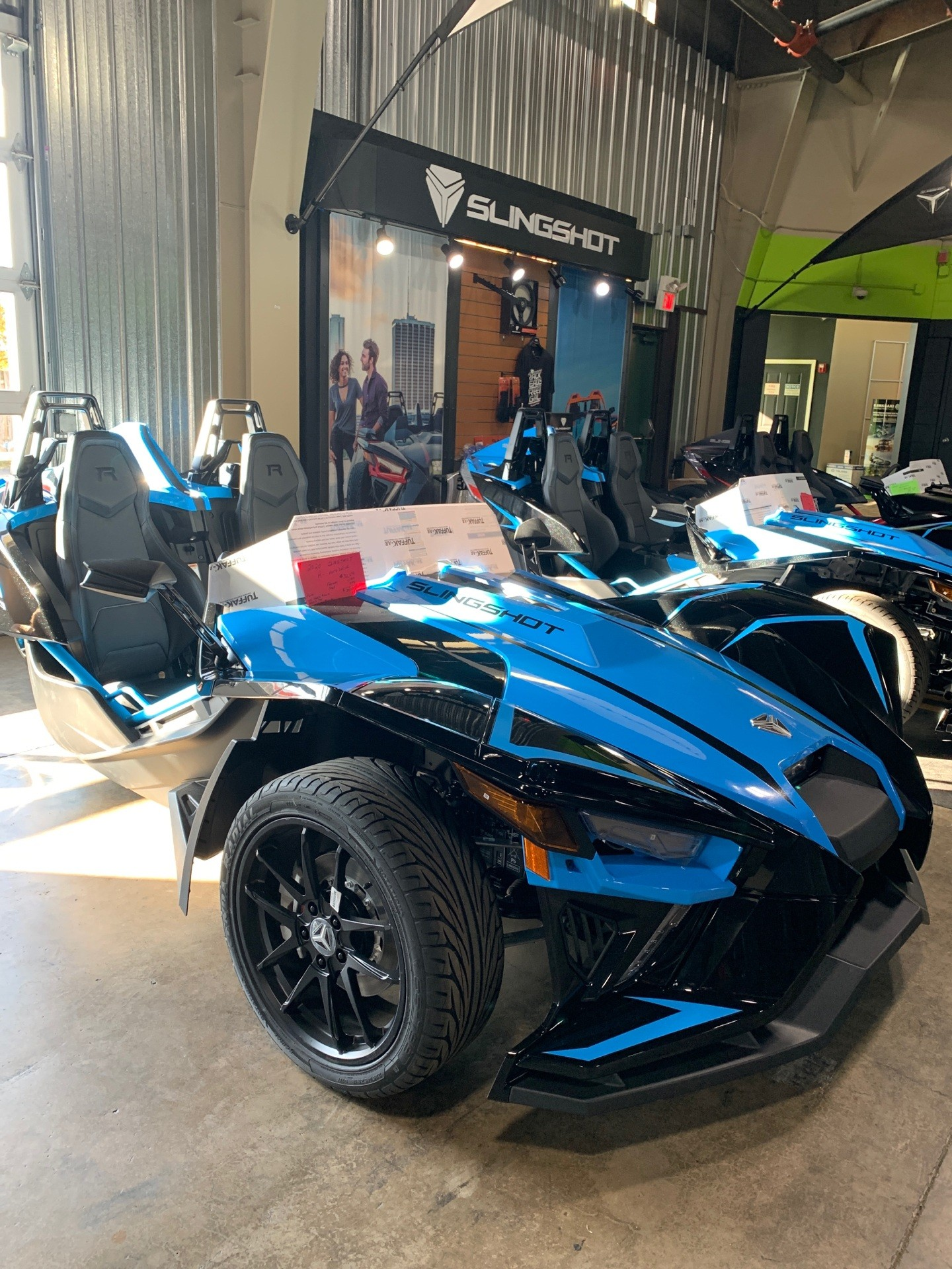 2020 Slingshot Slingshot R AutoDrive in Woodstock, Illinois - Photo 1