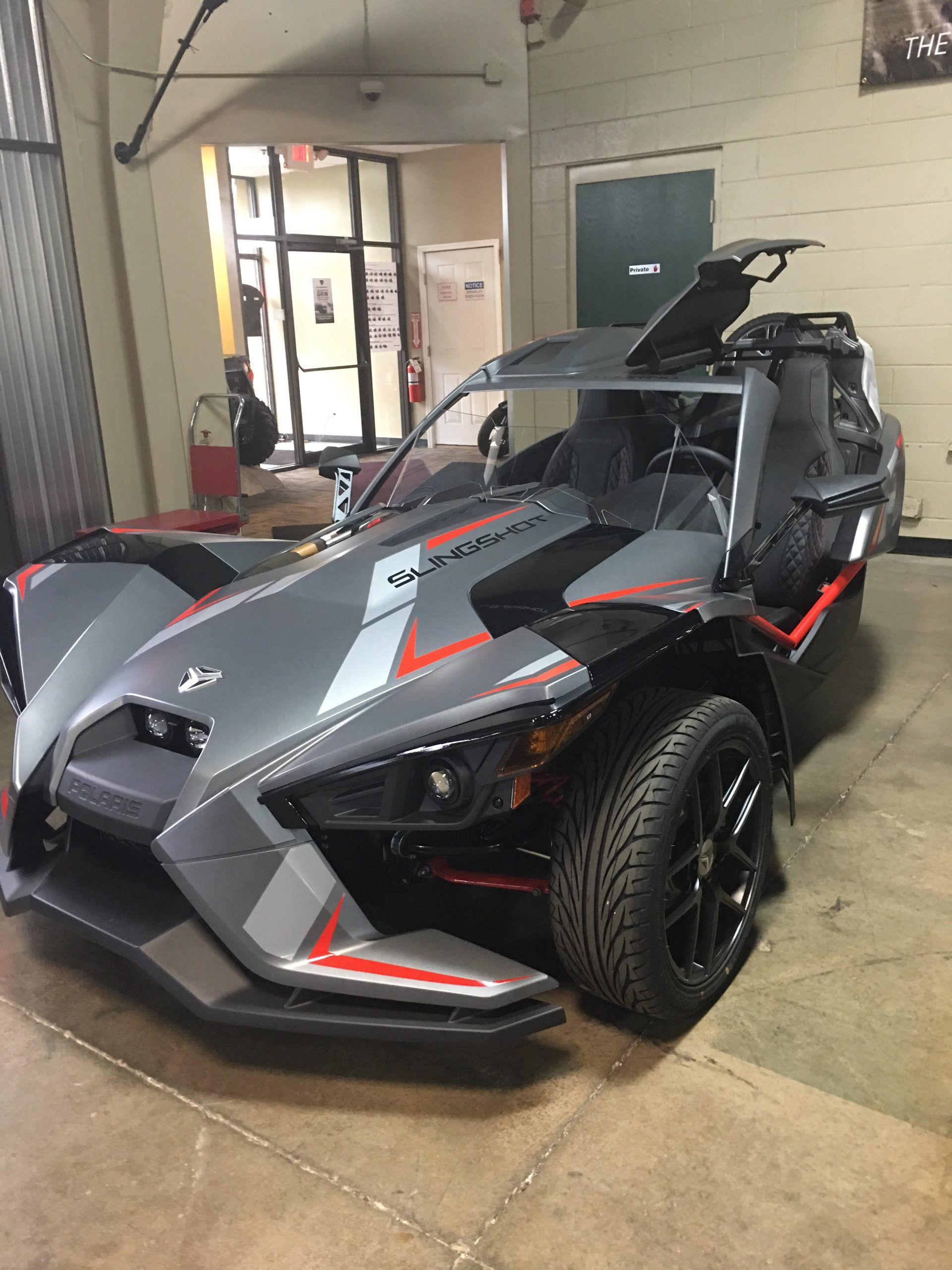 2018 Slingshot Slingshot Grand Touring LE in Woodstock, Illinois