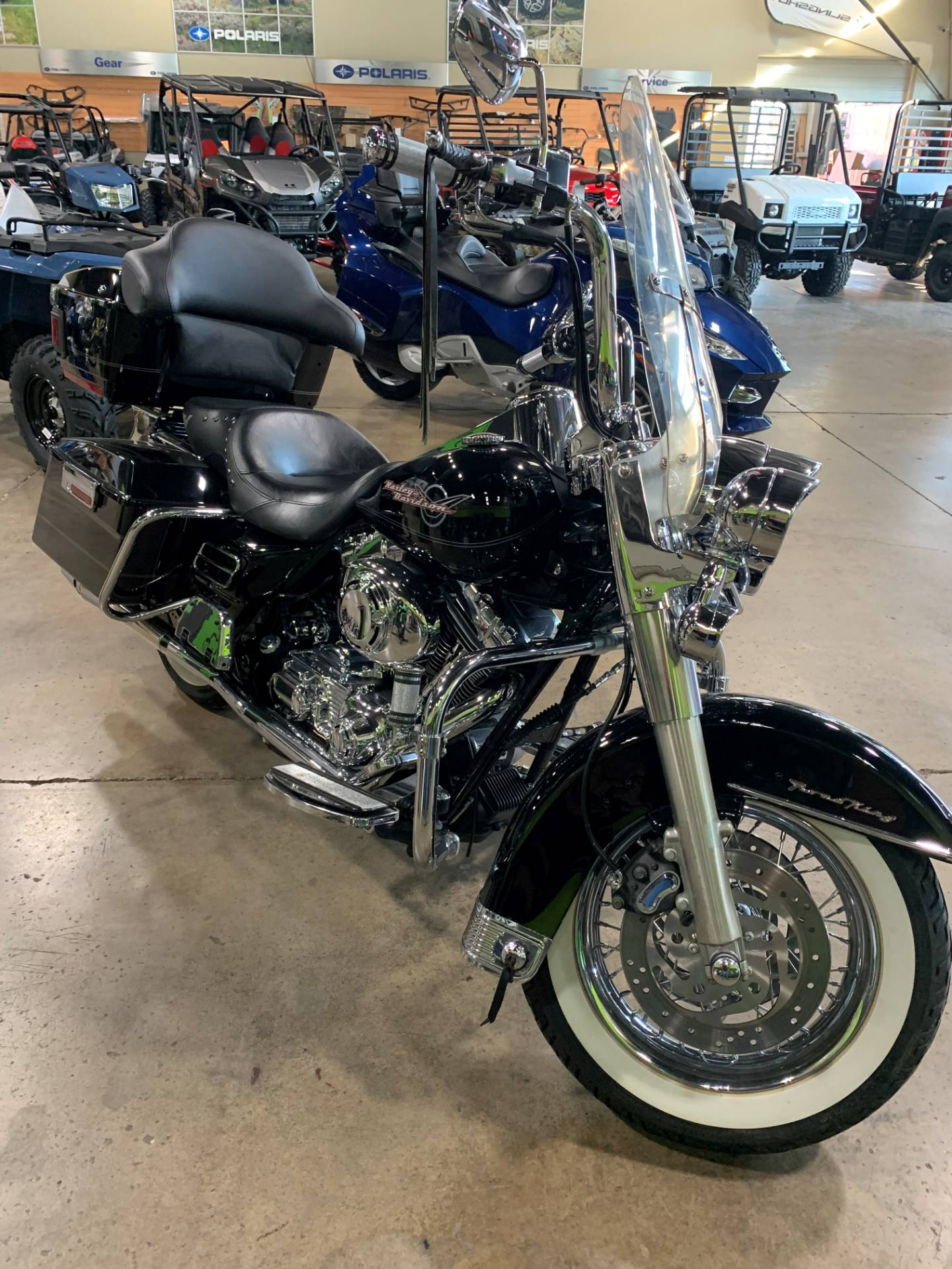 2005 Harley-Davidson FLHR/FLHRI Road King® in Woodstock, Illinois - Photo 1