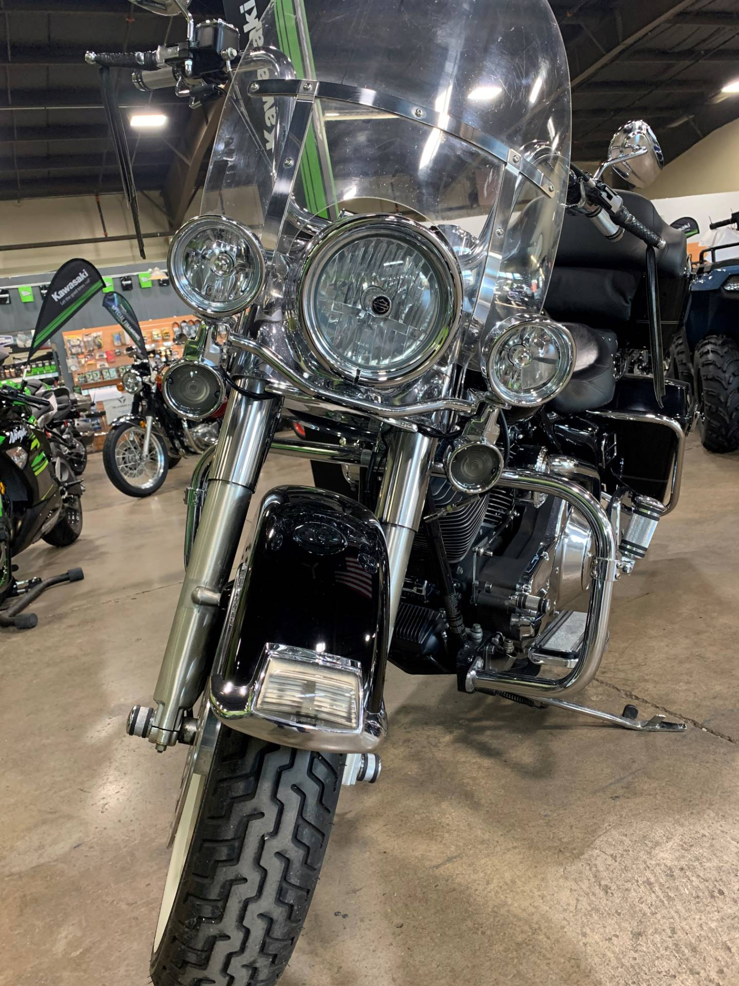 2005 Harley-Davidson FLHR/FLHRI Road King® in Woodstock, Illinois - Photo 8
