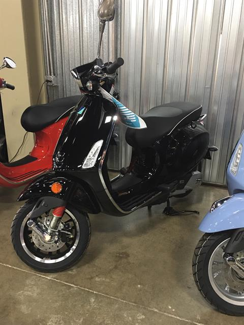 2019 Vespa SPRINT 150 E4 ABS in Woodstock, Illinois