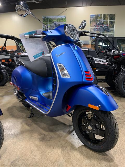 2020 Vespa GTS Supersport 300 HPE in Woodstock, Illinois - Photo 1