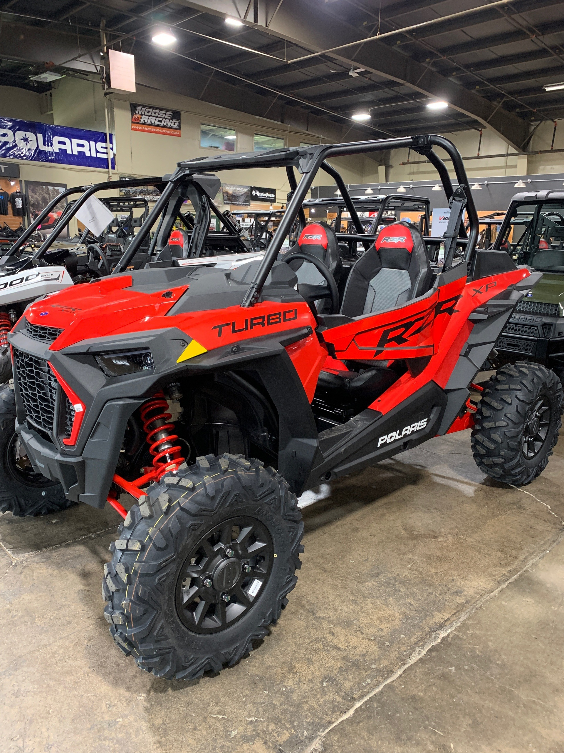 2020 Polaris RZR XP Turbo in Woodstock, Illinois - Photo 2