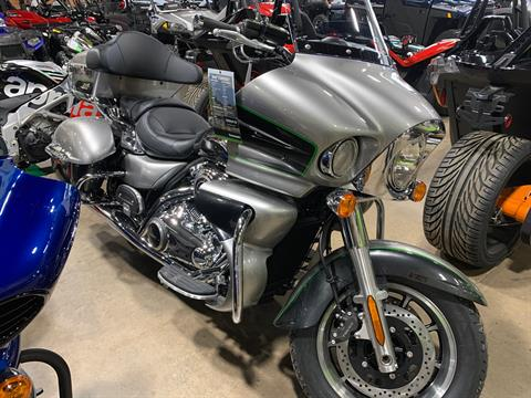 2020 Kawasaki Vulcan 1700 Voyager ABS in Woodstock, Illinois - Photo 1