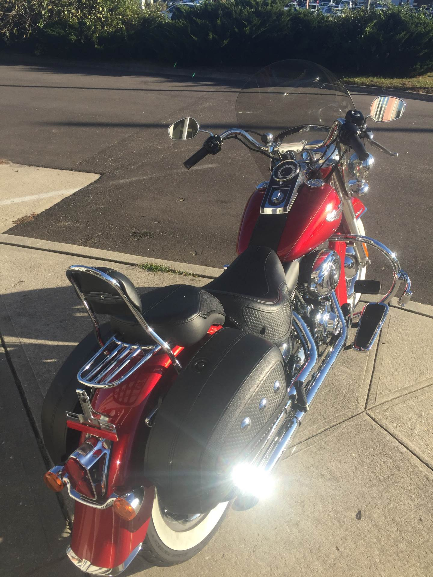 2012 Harley-Davidson Softail® Deluxe in Riverhead, New York