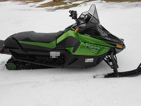 2010 Arctic Cat F8 LTD in Little Falls, New York