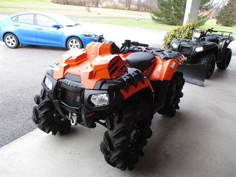 2016 Polaris Sportsman 850 High Lifter Edition in Little Falls, New York