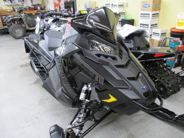 2021 Polaris 850 Switchback Assault 144 Factory Choice in Little Falls, New York - Photo 1