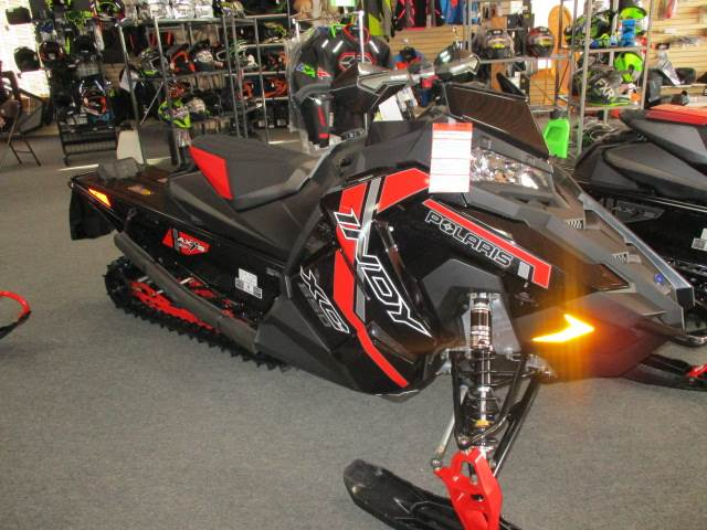 2021 Polaris 850 Indy XC 137 Factory Choice in Little Falls, New York - Photo 1