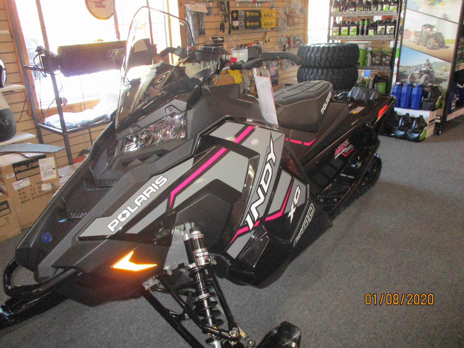 2020 Polaris 600 Indy XC 137 SC in Little Falls, New York - Photo 2