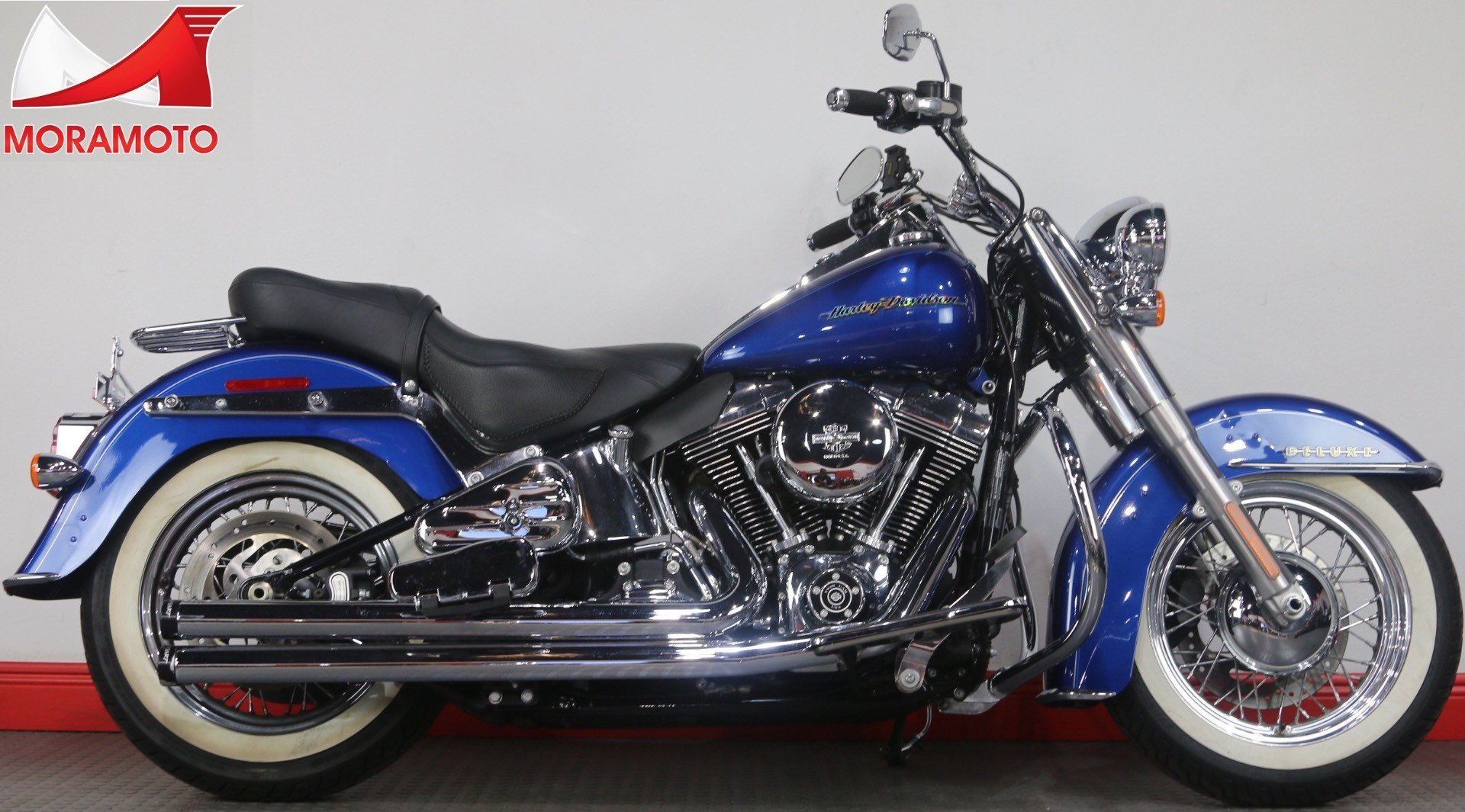 Harley Davidson Softail Deluxe >> 2016 Harley Davidson Softail Deluxe In Tampa Florida