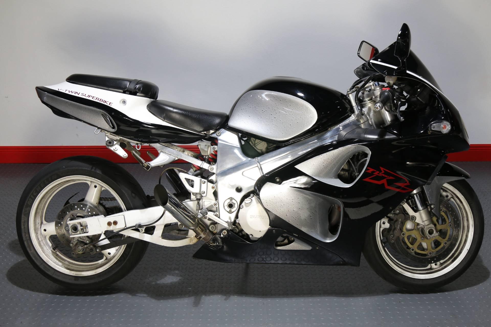 Used 2001 Suzuki Tl1000r Motorcycles In Pinellas Park Fl