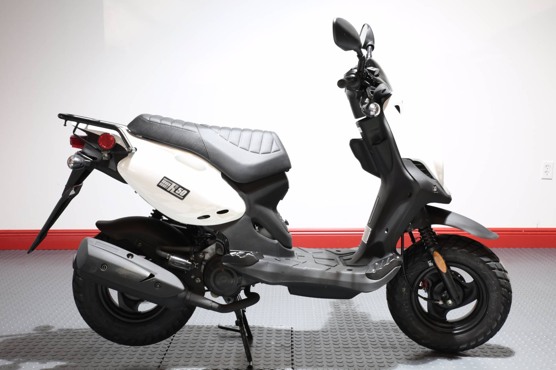 new 2018 genuine scooters roughhouse 50 scooters in pinellas park fl