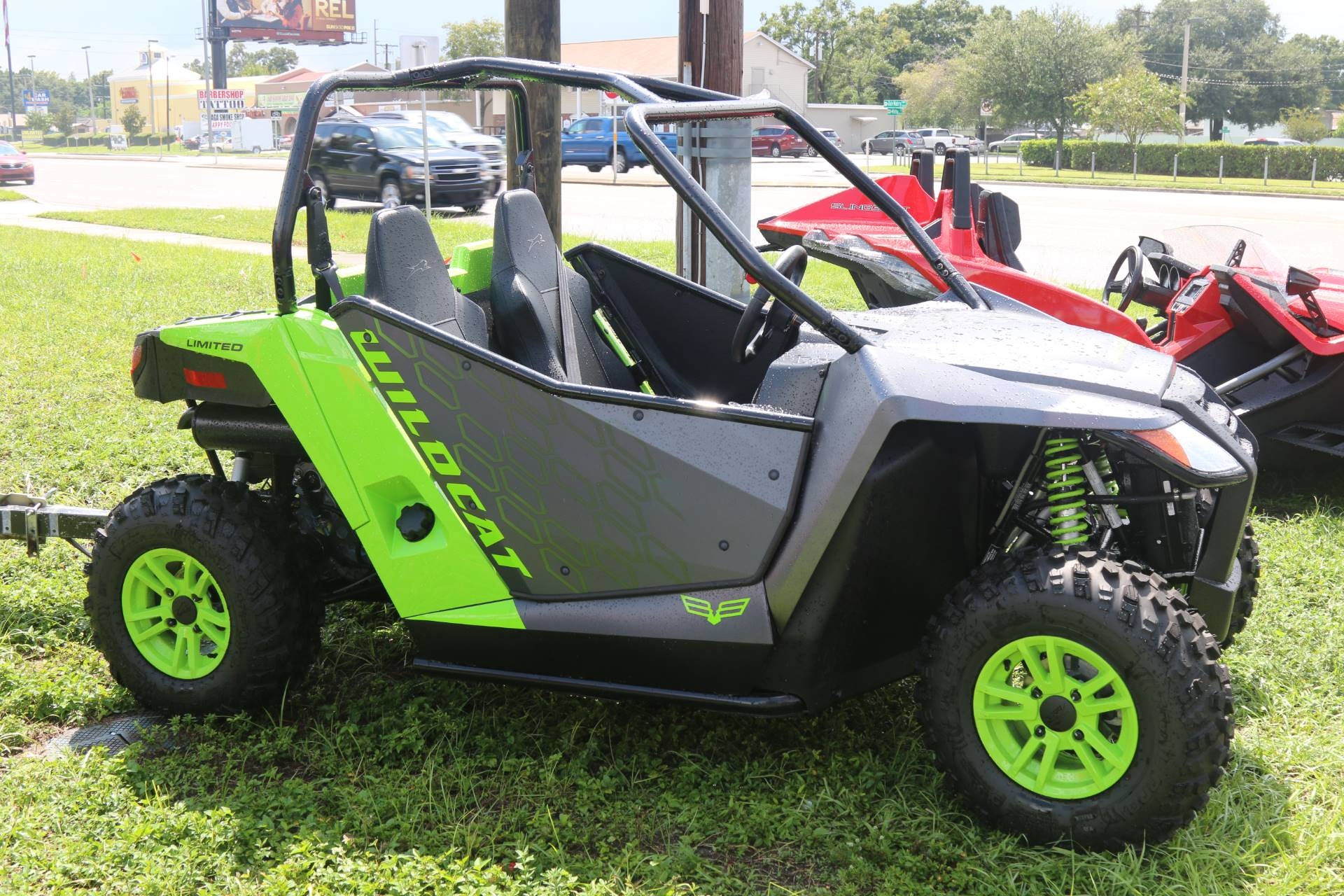 2018 Textron Off Road Wildcat Trail LTD in Tampa, Florida - Photo 1