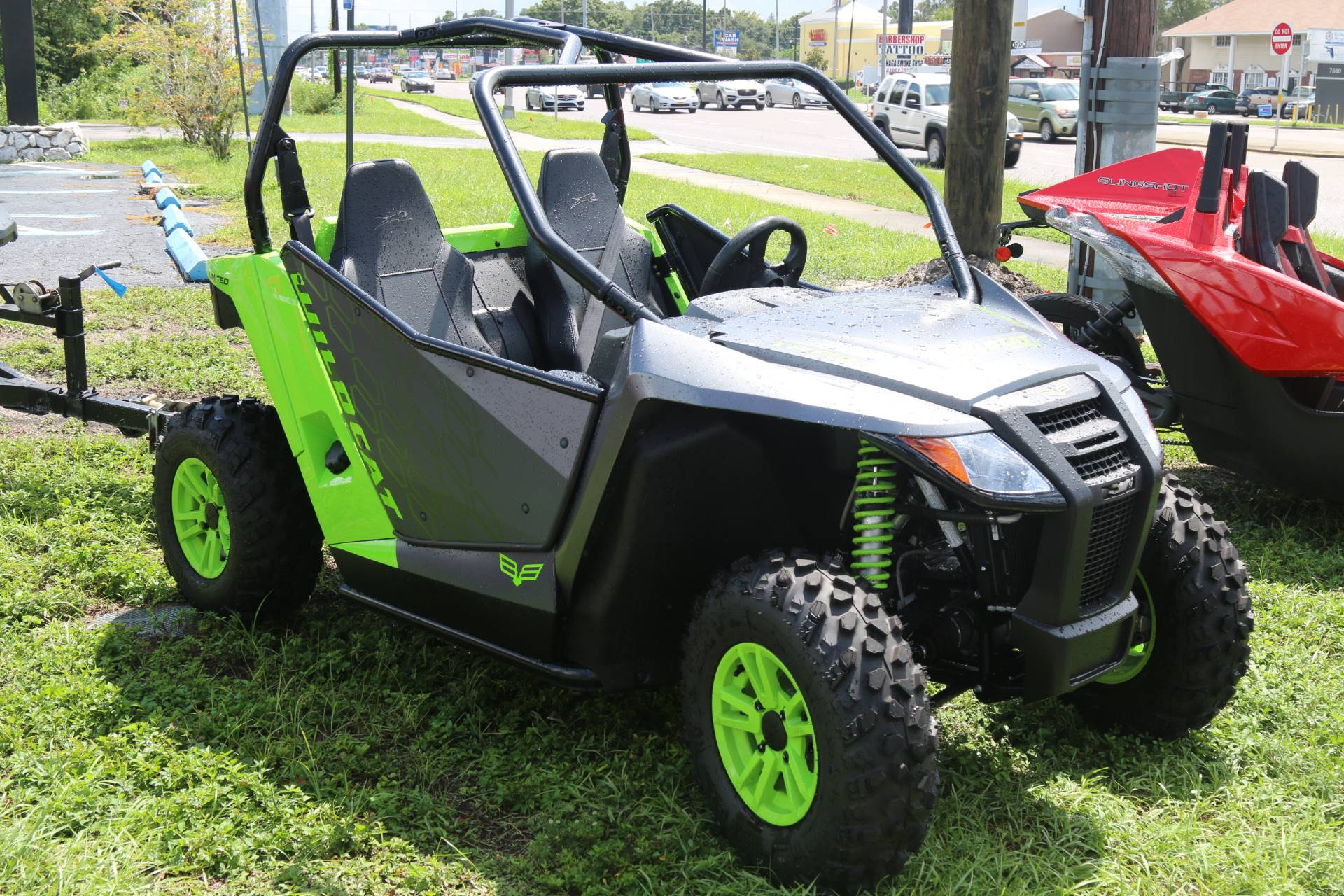 2018 Textron Off Road Wildcat Trail LTD in Tampa, Florida - Photo 2