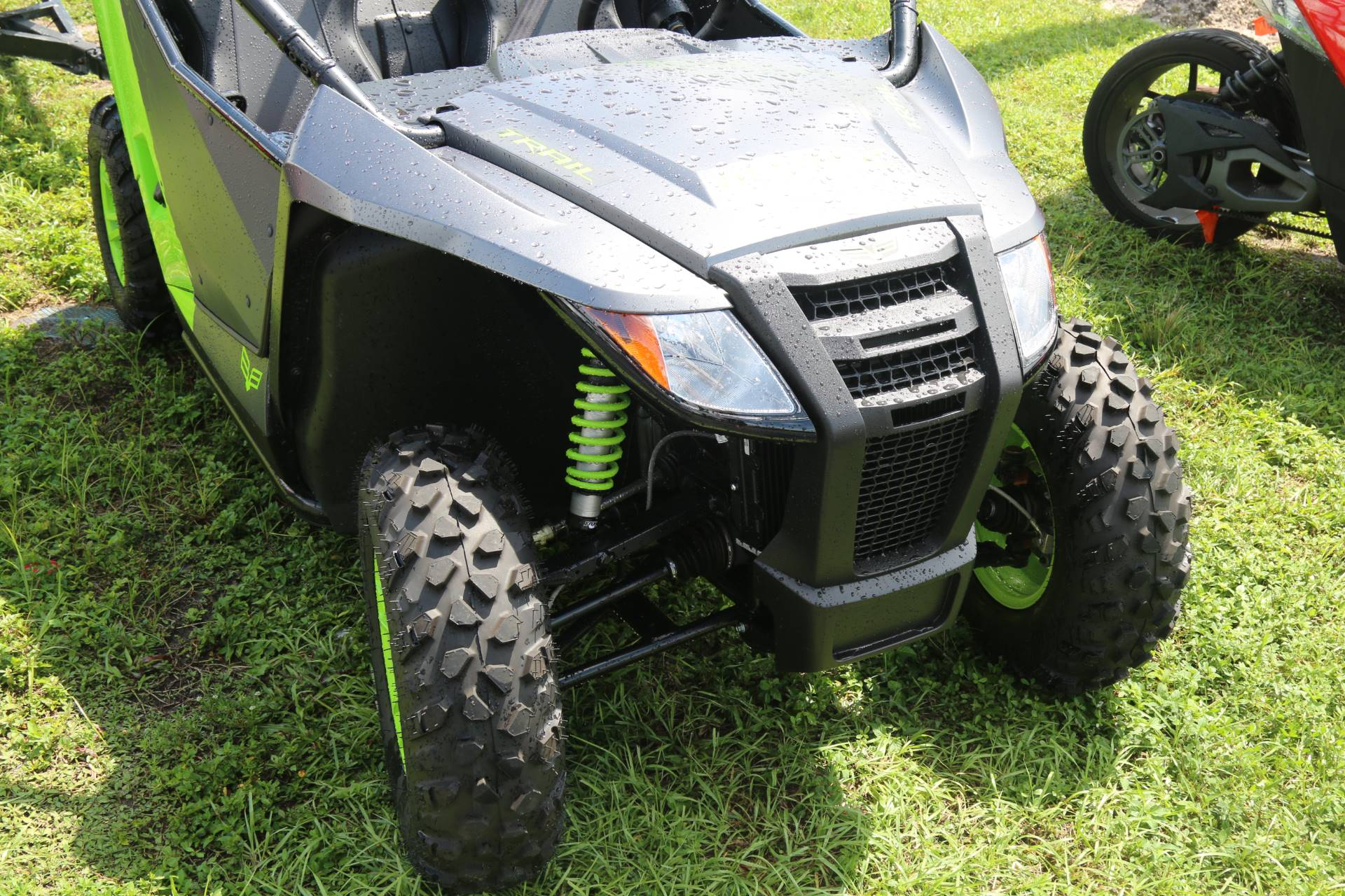 2018 Textron Off Road Wildcat Trail LTD in Tampa, Florida - Photo 3
