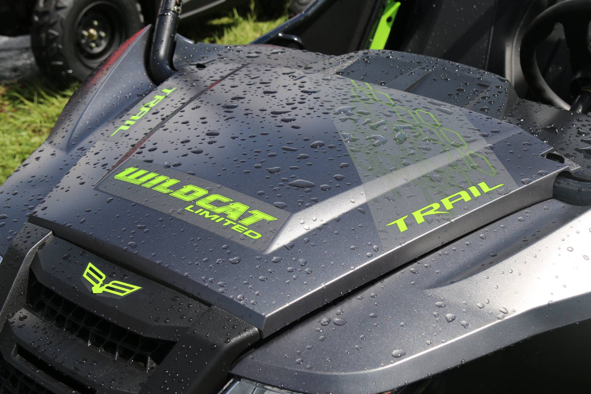 2018 Textron Off Road Wildcat Trail LTD in Tampa, Florida - Photo 4
