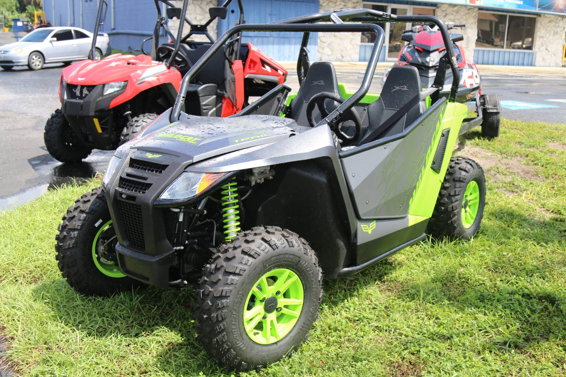 2018 Textron Off Road Wildcat Trail LTD in Tampa, Florida - Photo 5