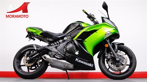 2014 Kawasaki Ninja® 650 ABS in Tampa, Florida