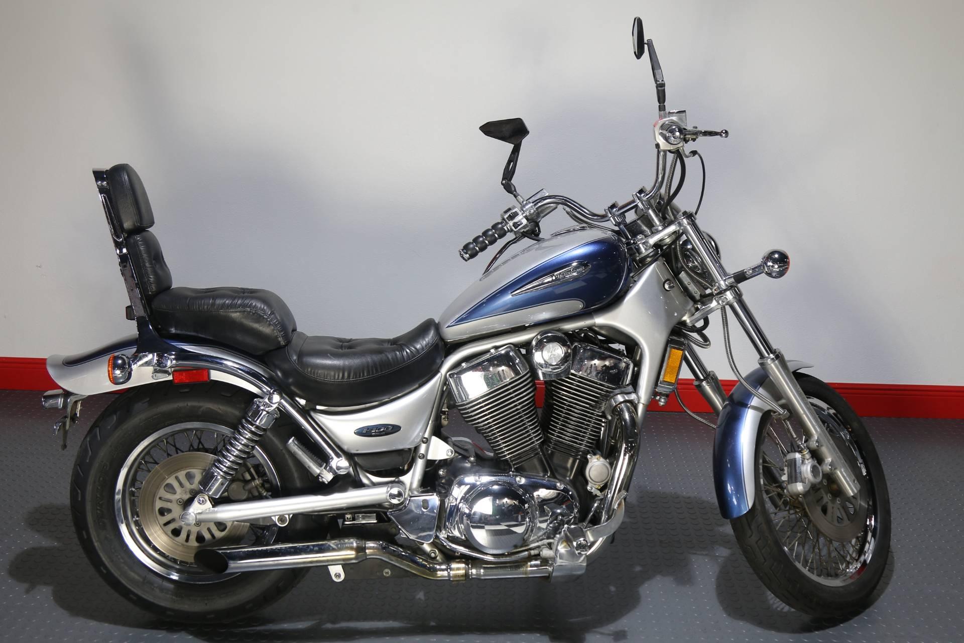Used 2003 Suzuki Intruder 1400 Motorcycles In Pinellas Park Fl