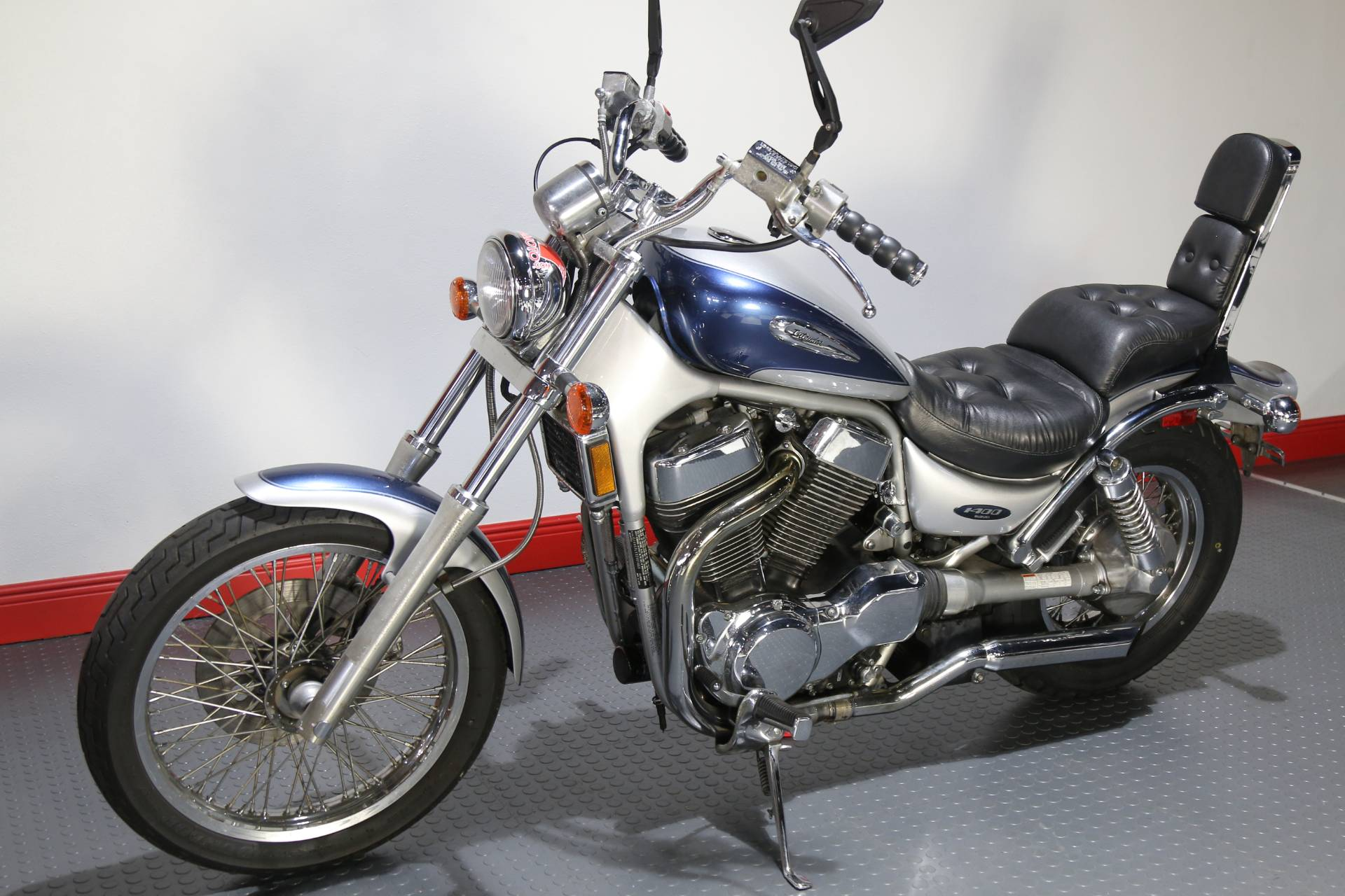 used 2003 suzuki intruder 1400 motorcycles in pinellas. Black Bedroom Furniture Sets. Home Design Ideas