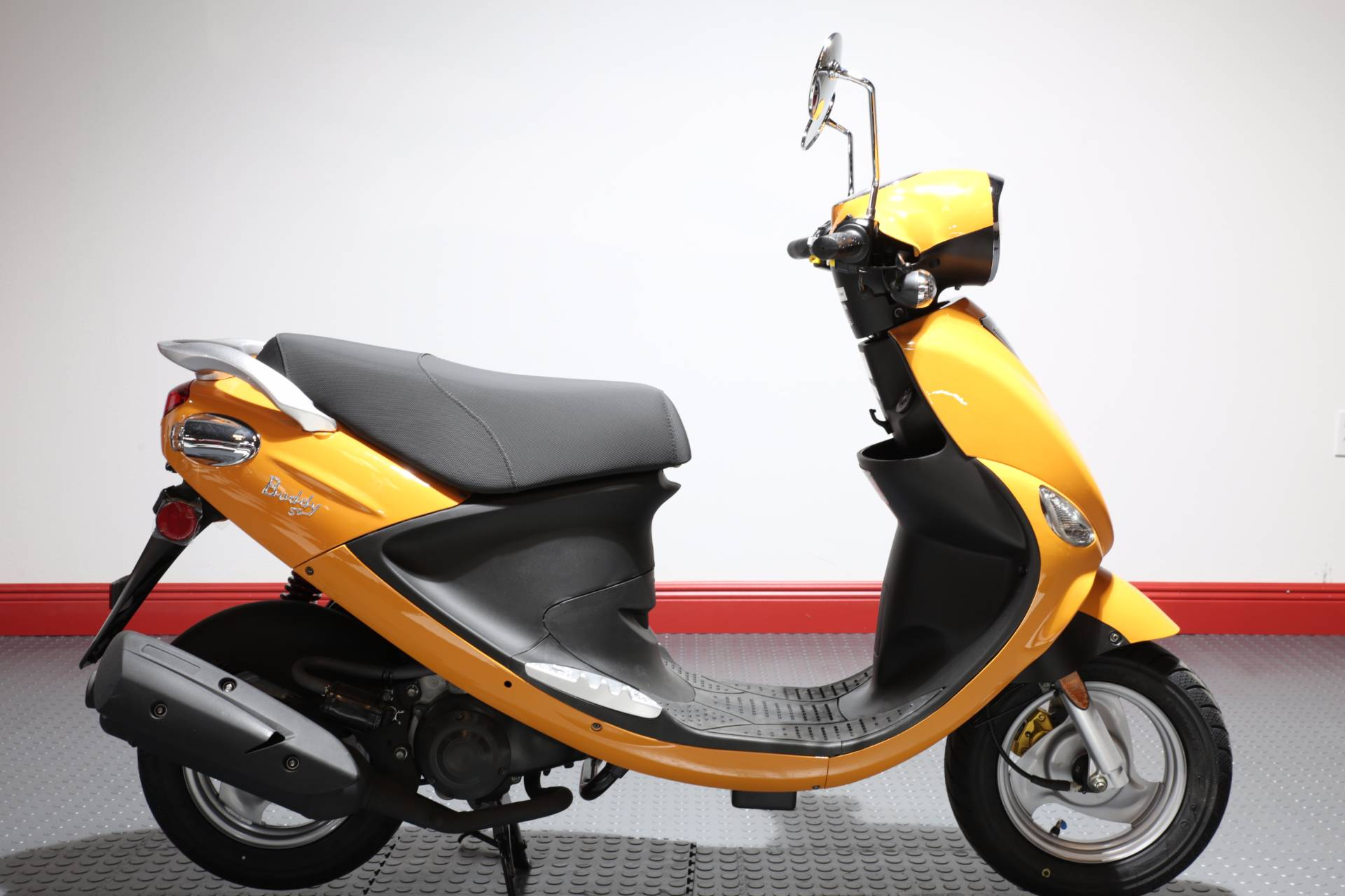 new 2018 genuine scooters buddy 50 scooters in pinellas park fl