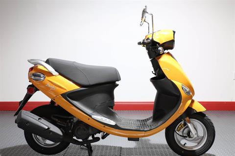 2018 Genuine Scooters Buddy 50 in Tampa, Florida