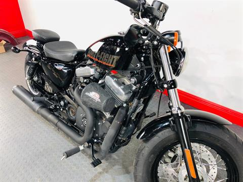 2015 Harley-Davidson Forty-Eight® in Tampa, Florida - Photo 5