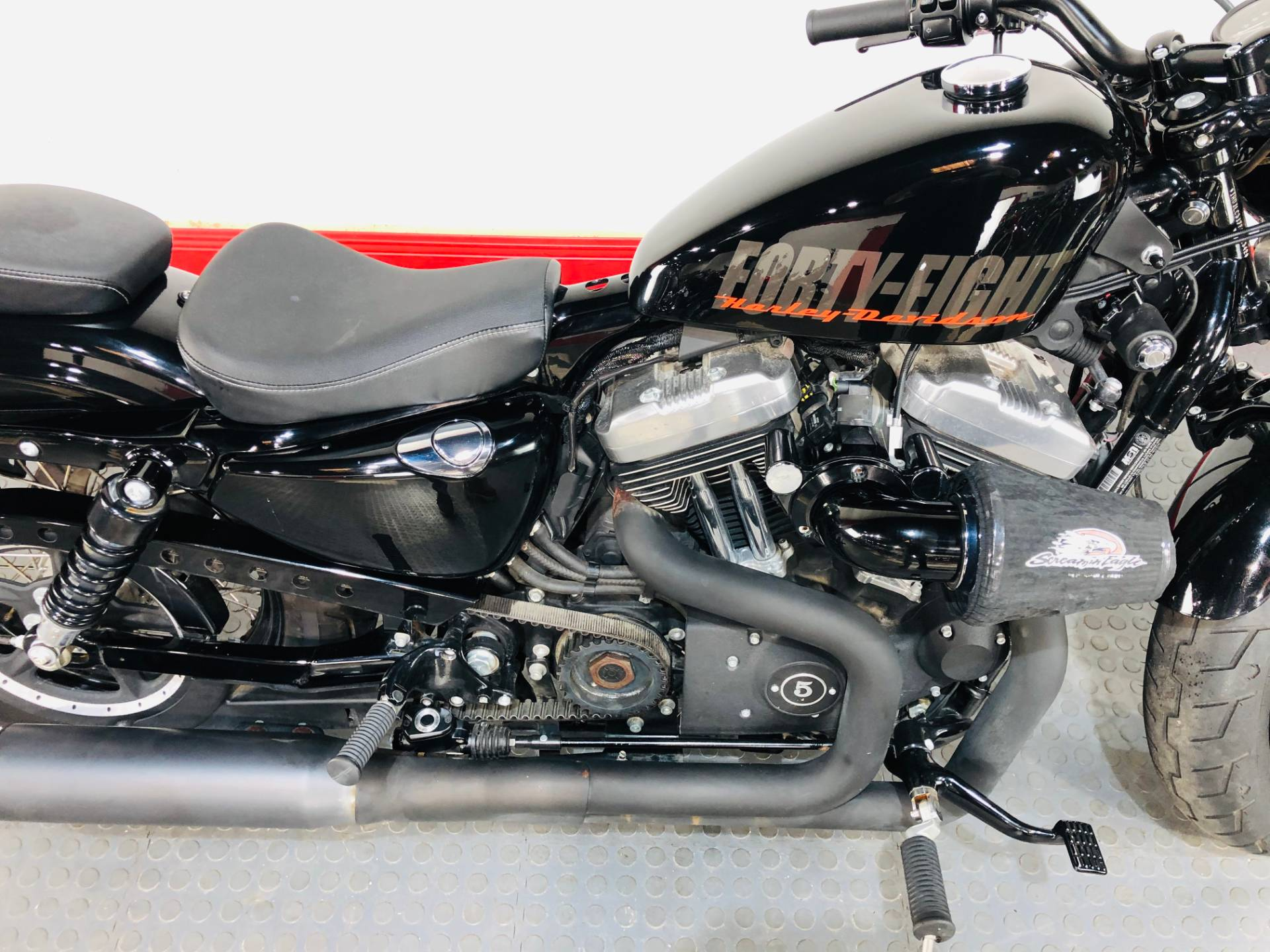 2015 Harley-Davidson Forty-Eight® in Tampa, Florida - Photo 9