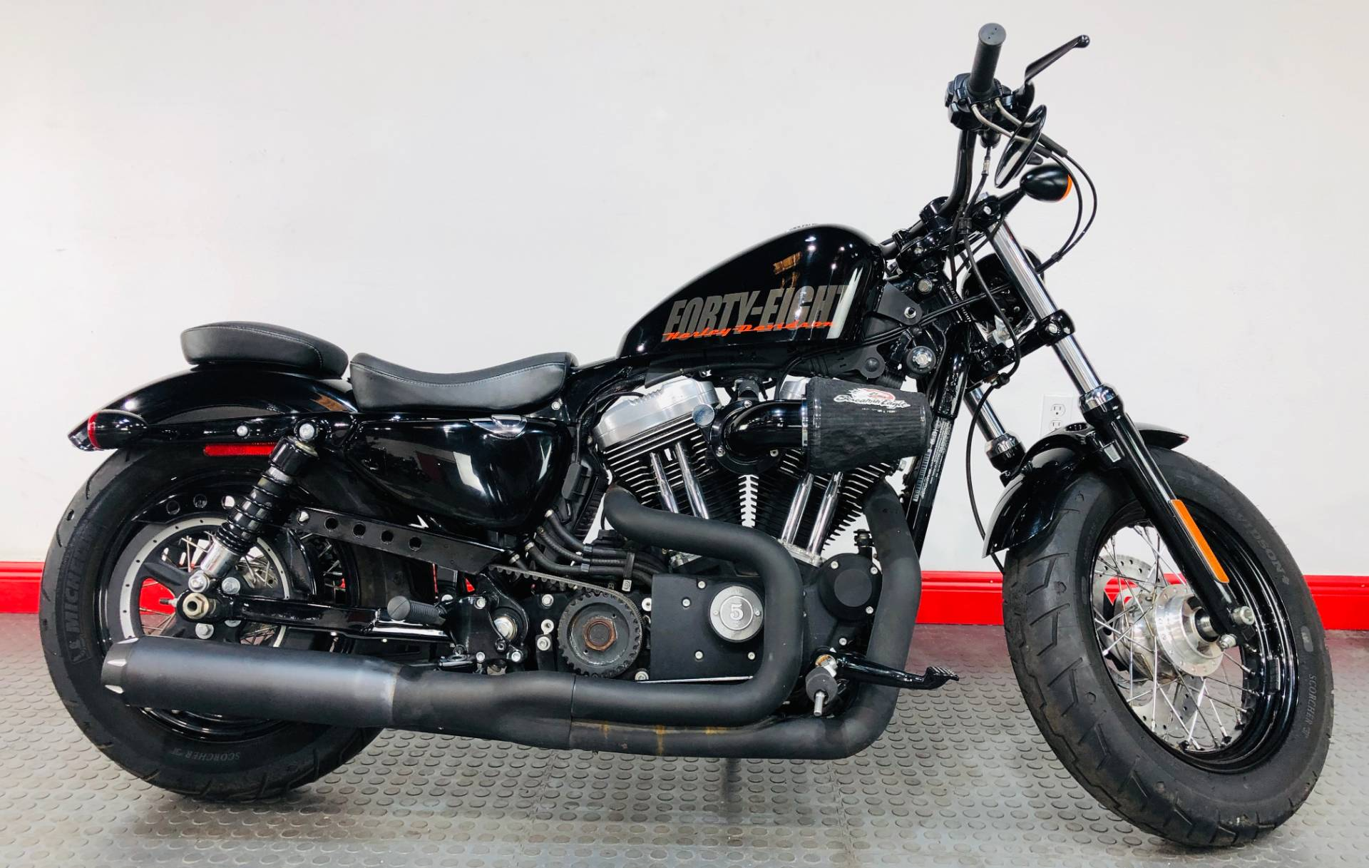 2015 Harley-Davidson Forty-Eight® in Tampa, Florida - Photo 1